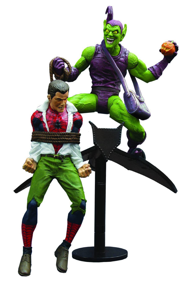 Marvel Select Classic Green Goblin Action Figure - State of Comics