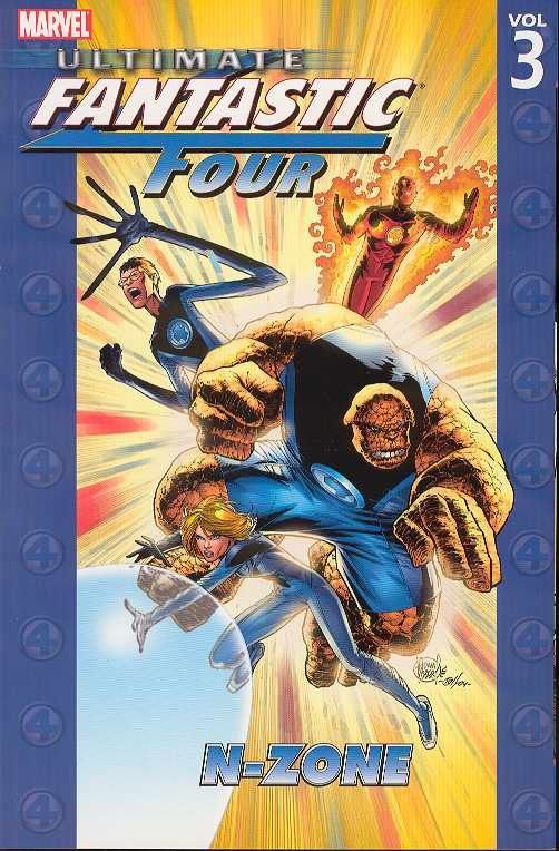 Ultimate Fantastic Four Vol 03 N-Zone TP - State of Comics