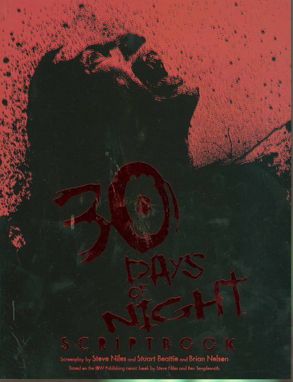 30 Days of the Night Scriptbook TP - State of Comics