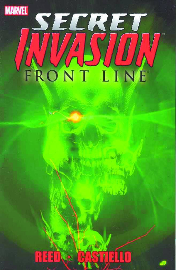 Secret Invasion TP Front Line - State of Comics