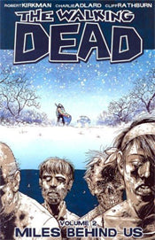 Walking Dead TP Vol 02 Miles Behind Us - State of Comics