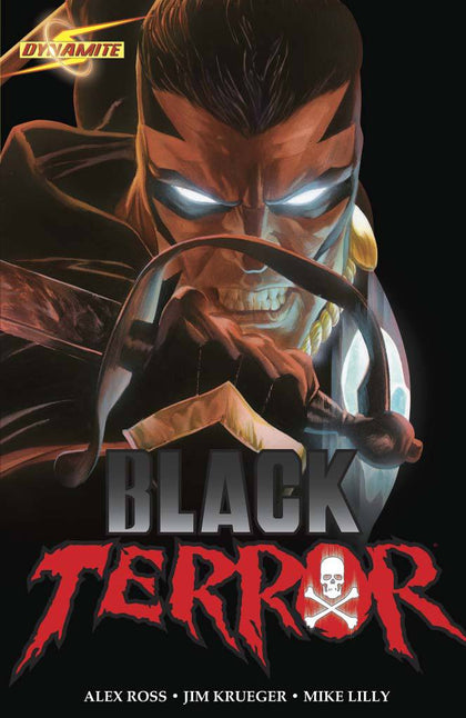Black Terror TP Vol 01 - State of Comics