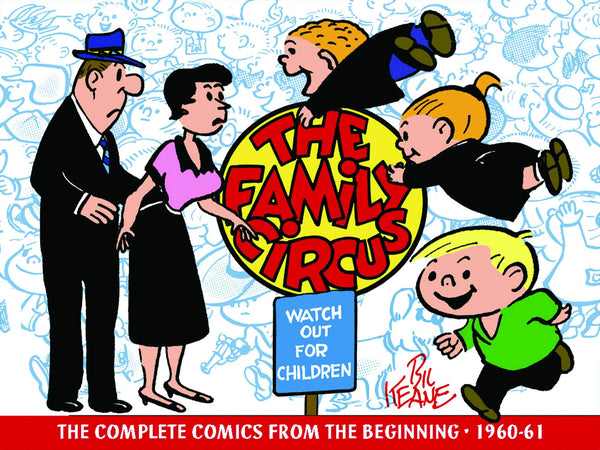 The Family Circus HC Vol 01 - State of Comics