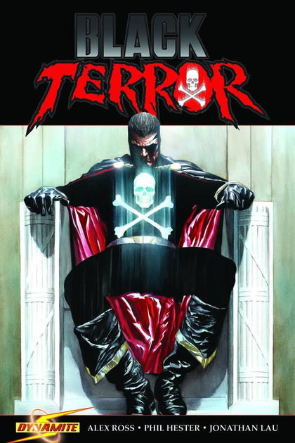 Black Terror TP Vol 02 - State of Comics