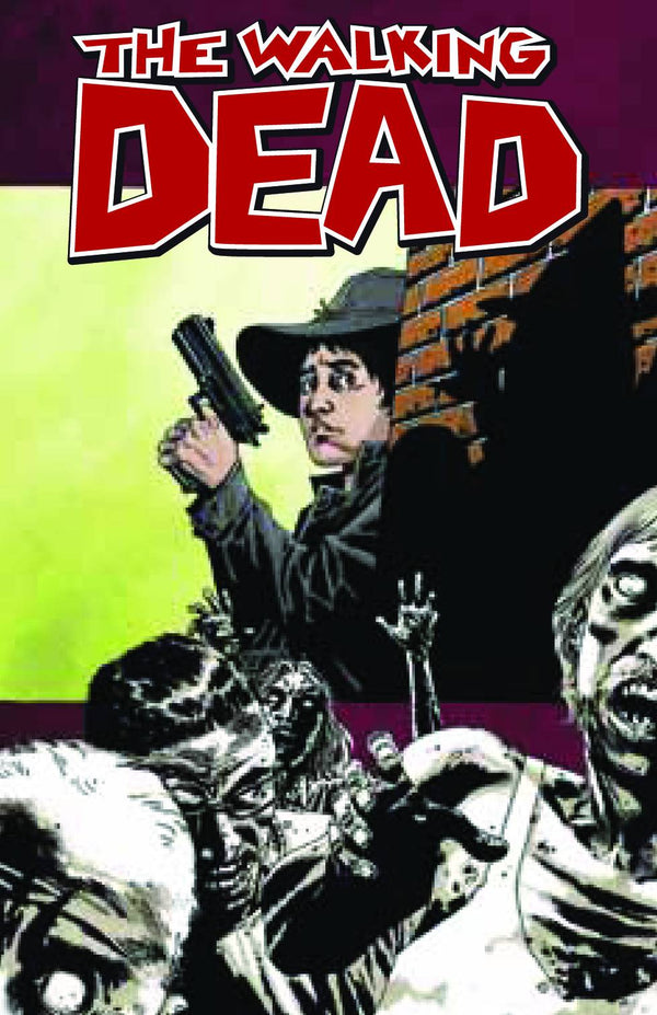 Walking Dead TP Vol 12 Life Among Them - State of Comics