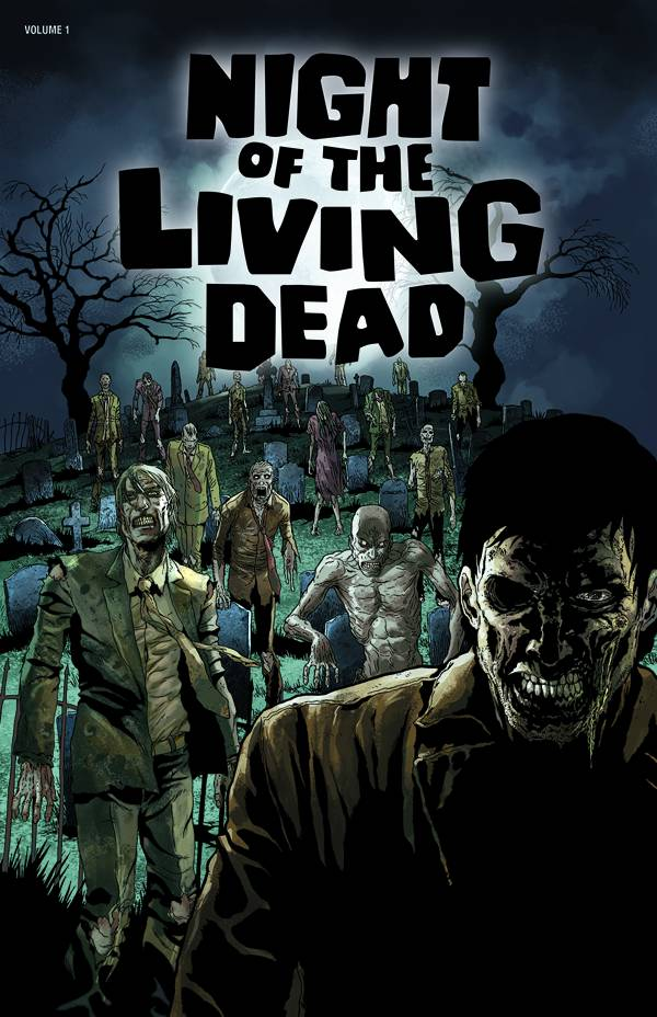 Night of the Living Dead Vol 1 TP - State of Comics