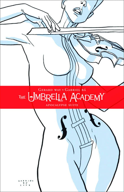 Umbrella Academy TP Vol 01 Apocalypse Suite - State of Comics