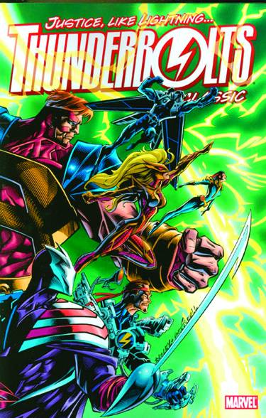 Thunderbolts Classic TP Vol 01 - State of Comics