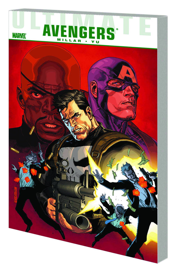 Ultimate Comics Avengers TP Crime and Punishment - State of Comics