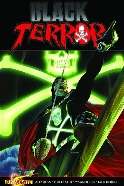 Black Terror TP Vol 03 - State of Comics