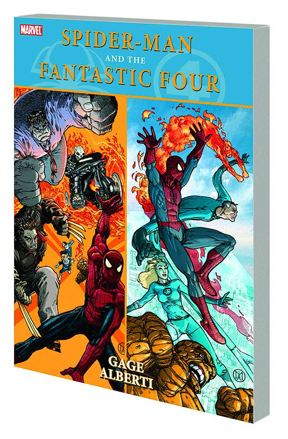 Spider-Man and the Fantastic Four TP - State of Comics