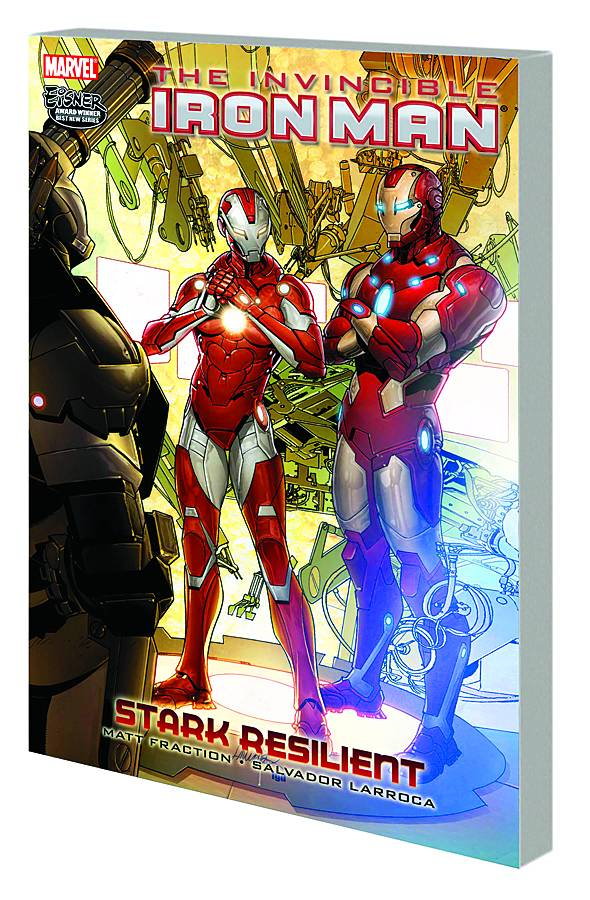 Invincible Iron Man TP Vol 06 Stark Resilient Book 02 - State of Comics