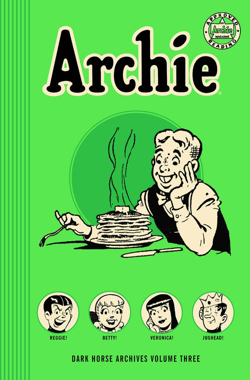 Archie's Archives Vol 3 Hardcover - State of Comics