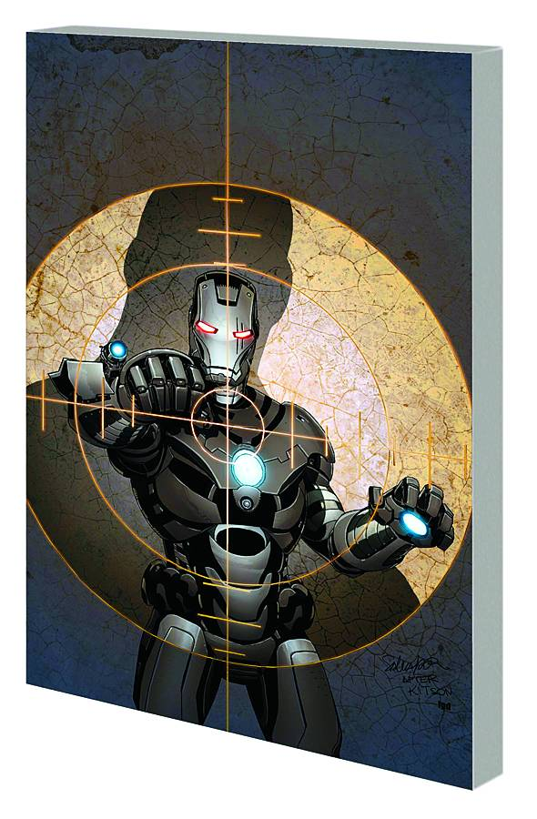 Iron Man 2.0 TP Vol 01 Palmer Addley Is Dead - State of Comics