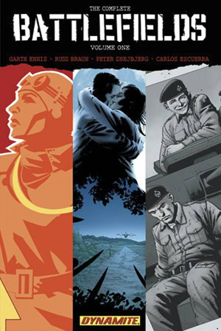 The Complete Battlefields TP Vol 01 - State of Comics