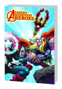 Avengers Earth's Mightiest Heroes Ult Coll TP