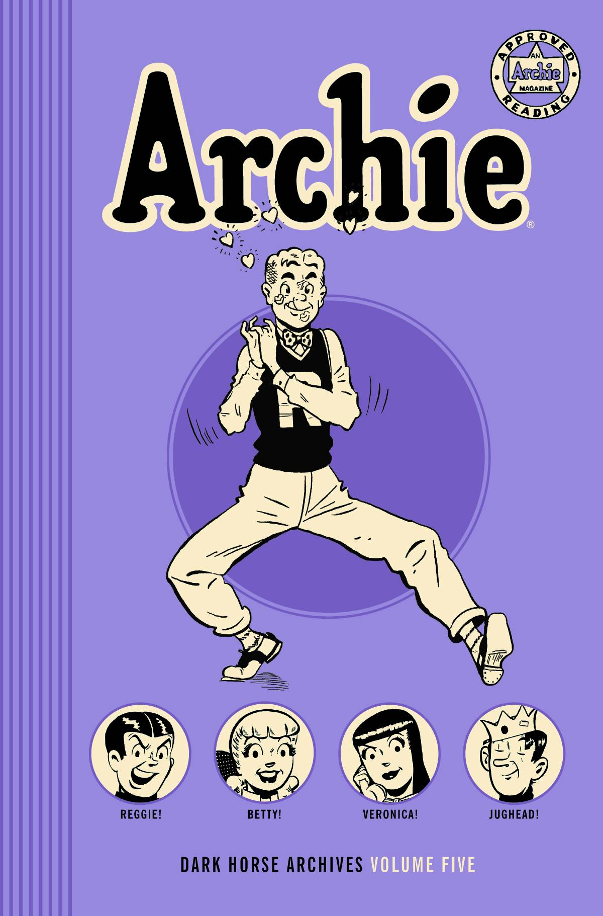 Archie's Archives Vol 5 Hardcover