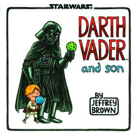 Star Wars Darth Vader and Son HC