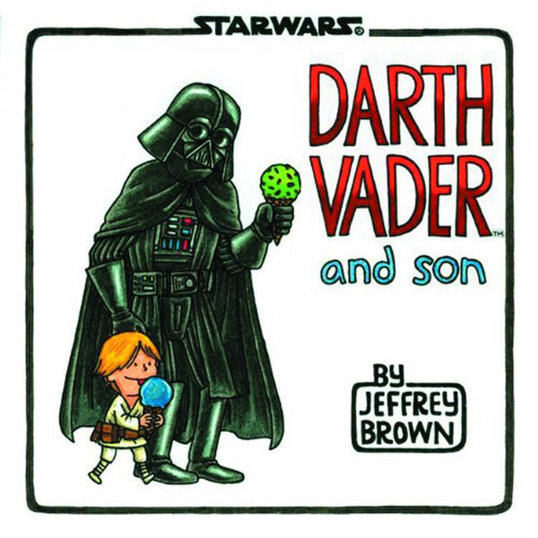Star Wars Darth Vader and Son HC - State of Comics