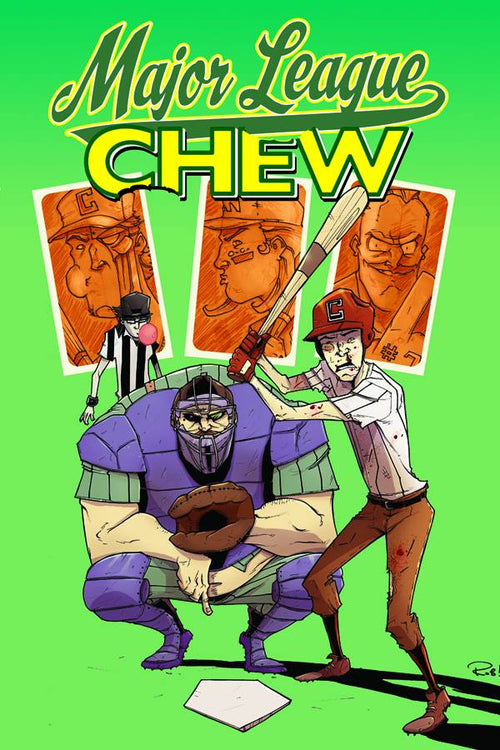 Chew TP Vol 05 Major League Chew - State of Comics