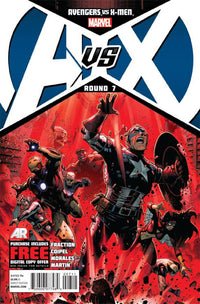 Avengers Vs X-Men #7 (of 12)