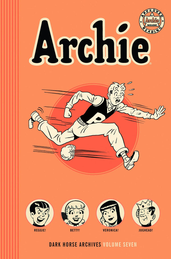 Archie's Archives Vol 7 Hardcover - State of Comics