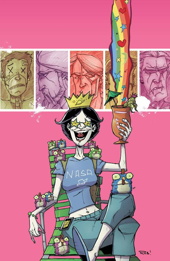 Chew TP Vol 06 Space Cakes - State of Comics