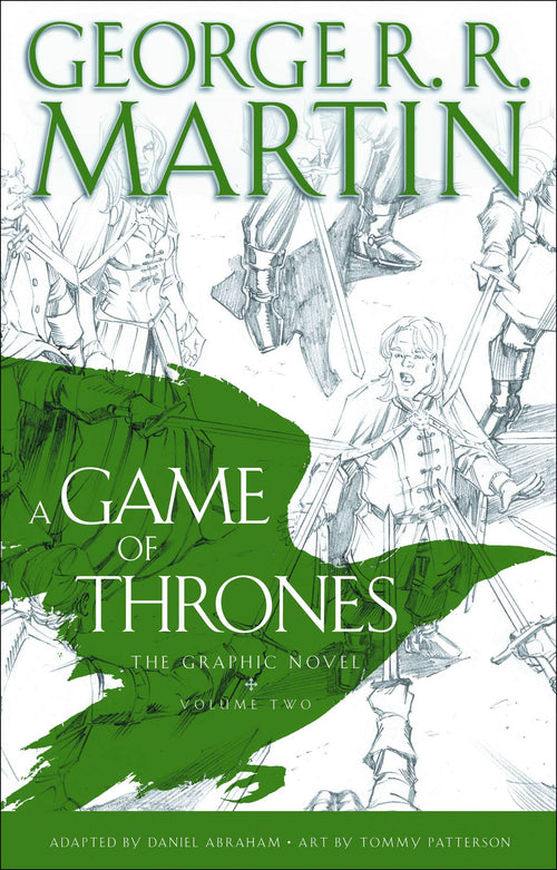 A Game of Thrones Vol 2 Hardcover - State of Comics