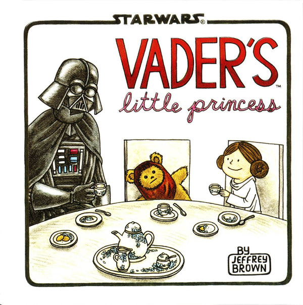 Star Wars Vader's Little Princess HC - State of Comics