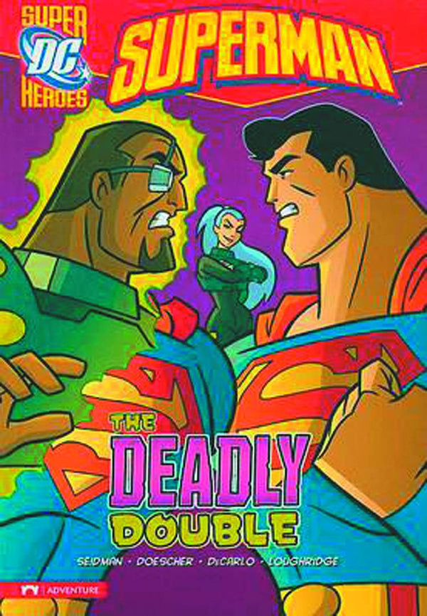 DC Super Heroes Superman YR TP Deadly Double - State of Comics