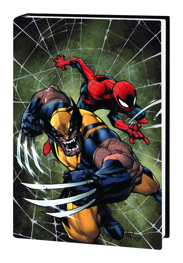 Spider-Man and Wolverine by Wells and Madureira HC - State of Comics
