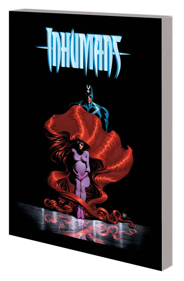 Inhumans By Right of Birth TP - State of Comics