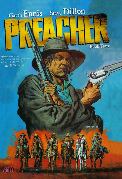 Preacher Book Three TP
