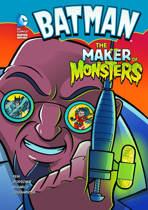 DC Super Heroes Batman Maker of Monsters - State of Comics