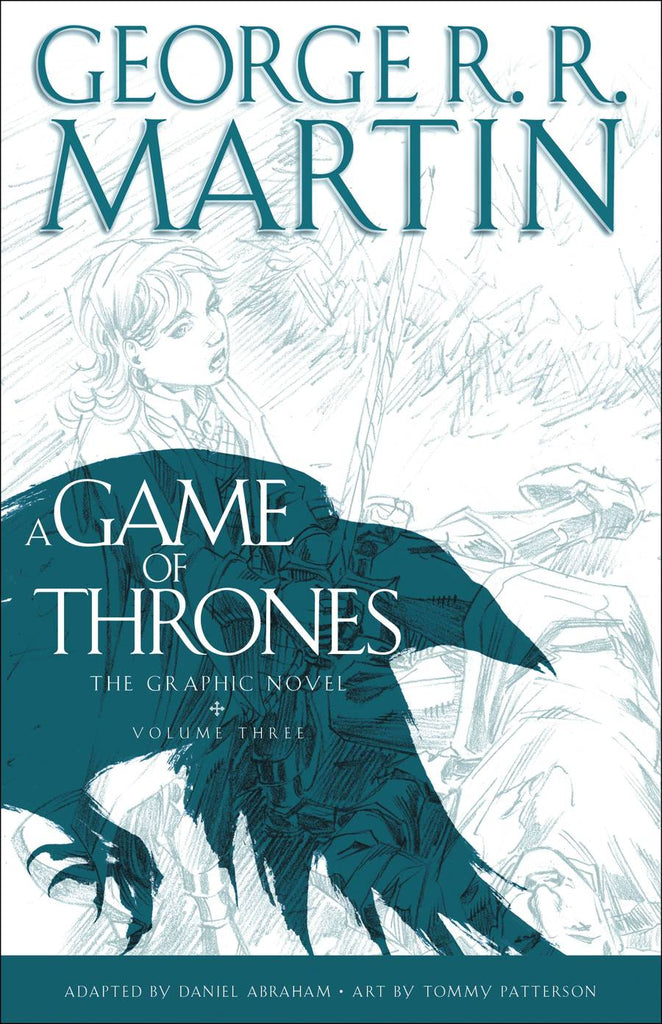 A Game of Thrones Vol 3 Hardcover