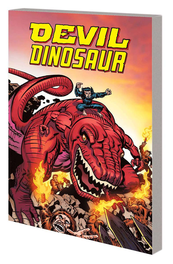 Devil Dinosaur by Jack Kirby TP Complete Collection - State of Comics