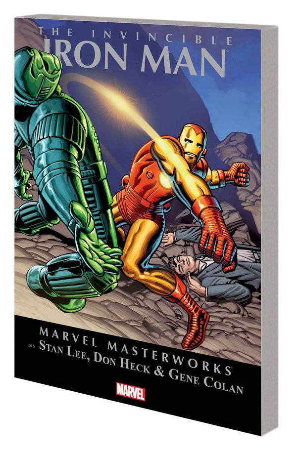 Marvel Masterworks Invincible Iron Man TP Vol 03 - State of Comics