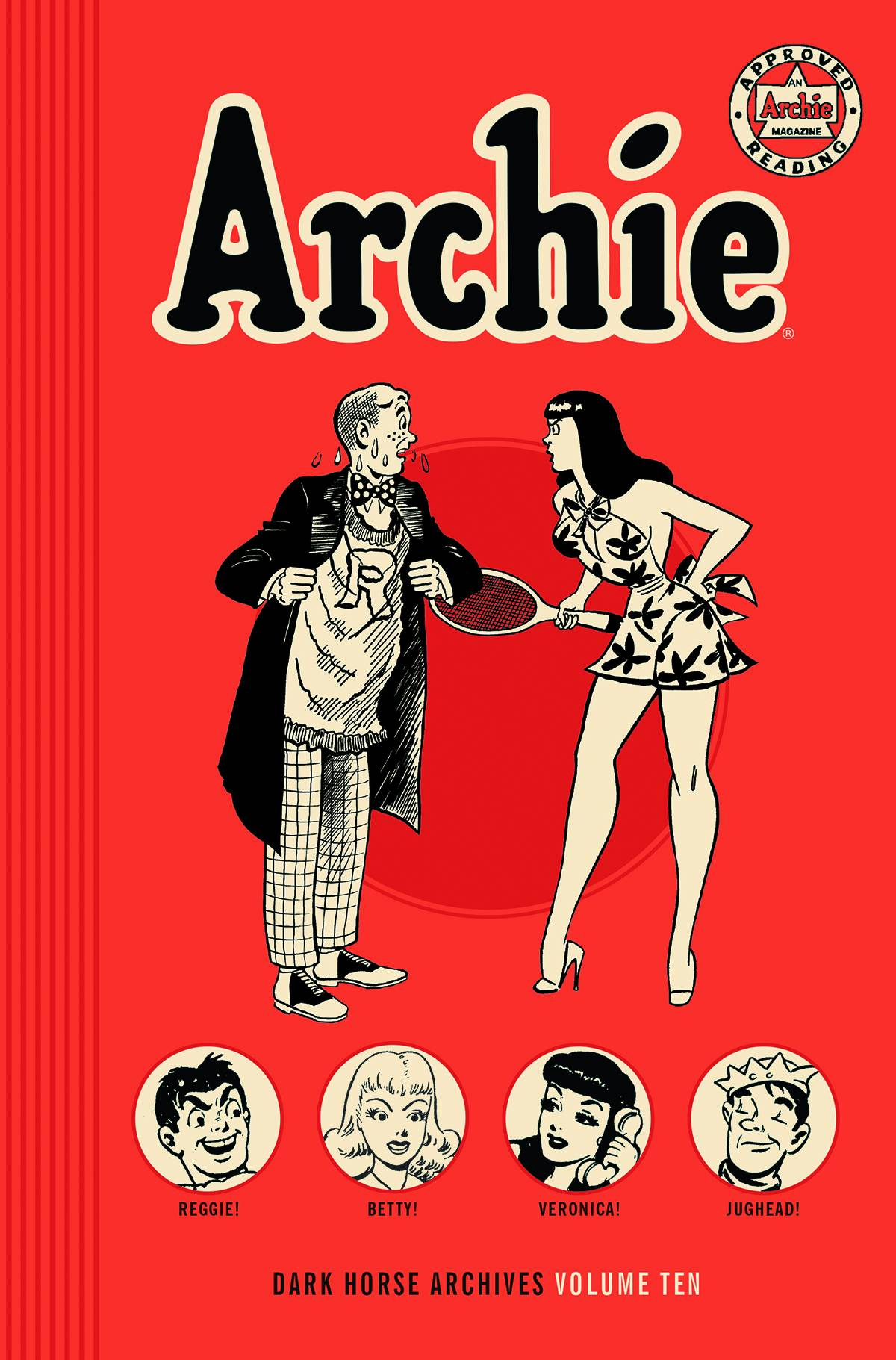 Archie's Archives Vol 10 Hardcover