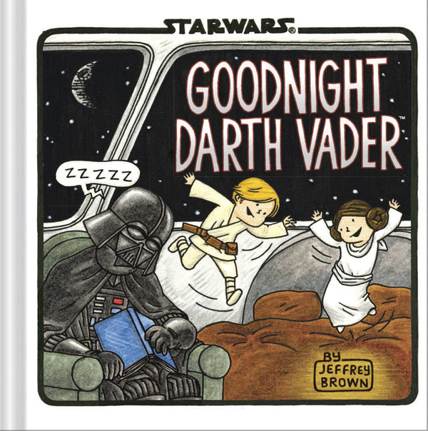Star Wars Goodnight Vader HC - State of Comics
