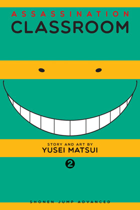 Assassination Classroom GN Vol 02