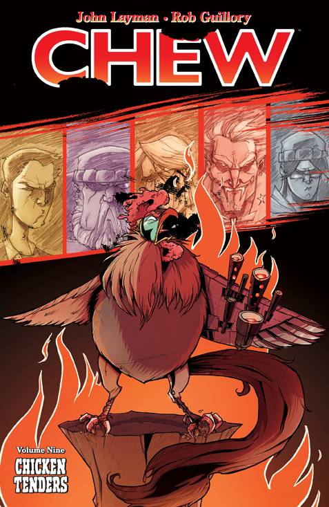 Chew TP Vol 09 Chicken Tenders - State of Comics