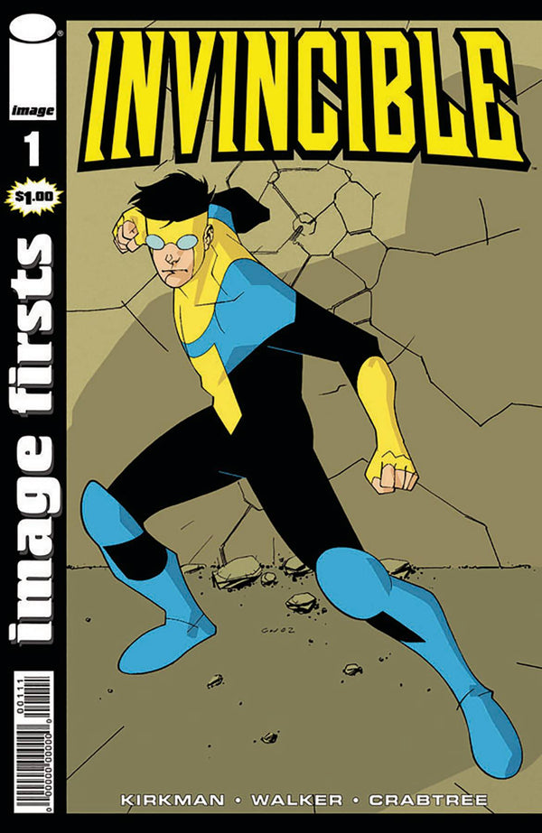 Image Firsts Invincible #1 Curr Ptg - State of Comics