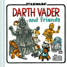Star Wars Darth Vader and Friends HC