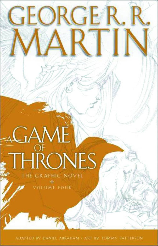 A Game of Thrones Vol 4 Hardcover