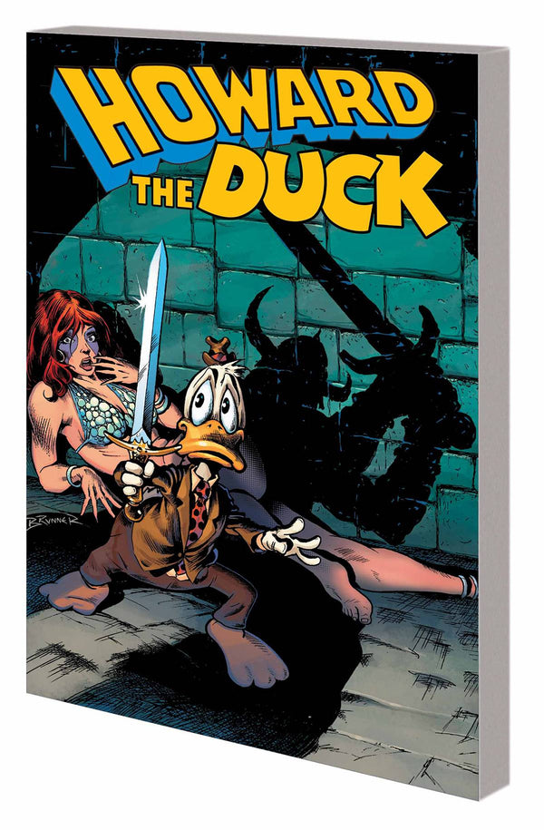 Howard the Duck TP Vol 01 The Complete Collection - State of Comics