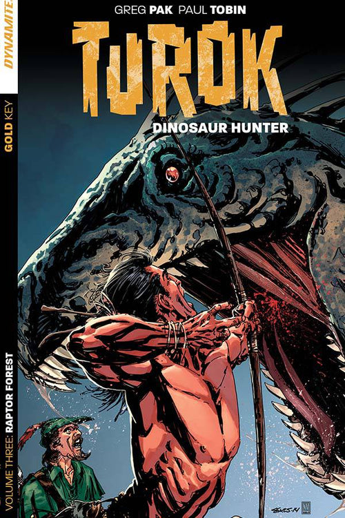 Turok Dinosaur Hunter TP Vol 03 Raptor Forest - State of Comics