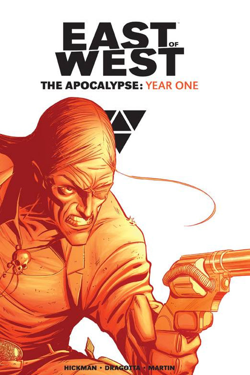 East of West The Apocalypse Year One HC - State of Comics
