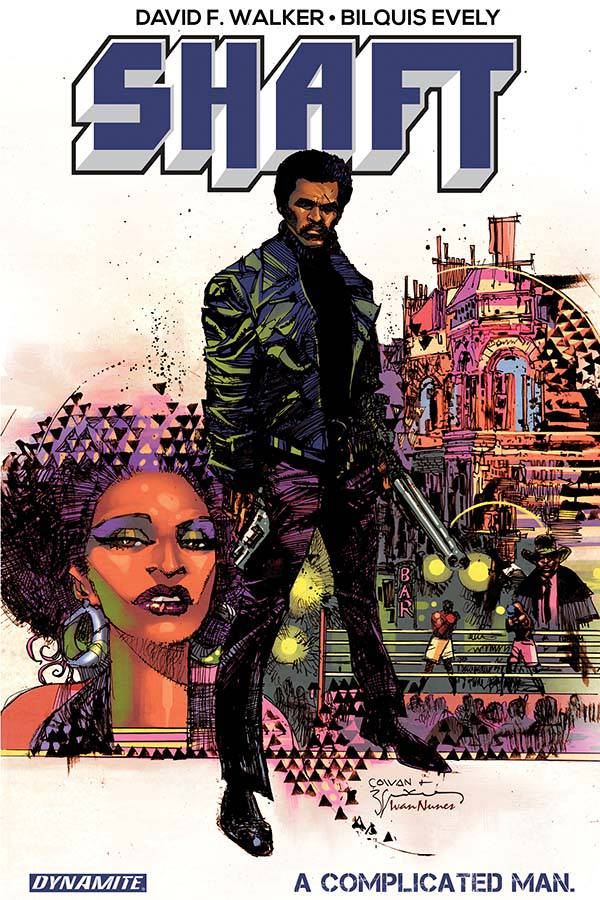 Shaft Complicated Man TP - State of Comics