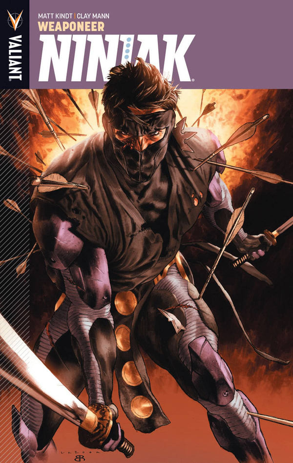 Ninjak Vol 1 TP - State of Comics