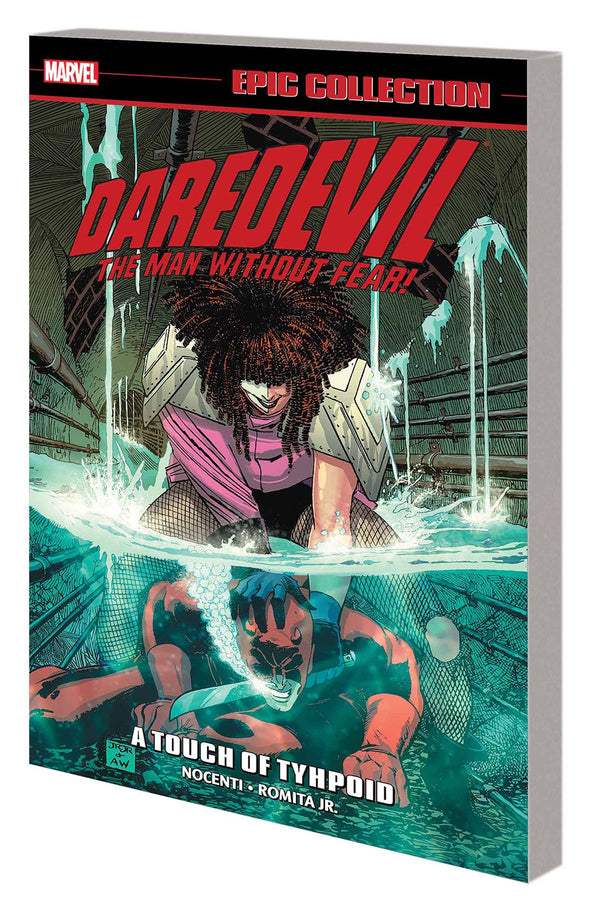 Daredevil Epic Collection Touch of Typhoid TP - State of Comics